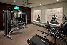 Home Gymnasium Room