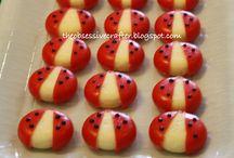 Remi is turning ONE - ladybug theme