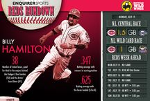 Cincinnati Reds infographics / Cincinnati.com graphics designer Mike Nyerges creates a new infographic about the Cincinnati Reds every week.  / by Cincinnati.com