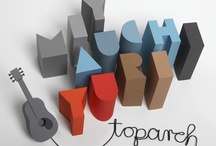 Typography / by debonatinta