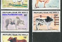 Animals (others & Mixed) Stamps / Stamps with topic Animals (others & Mixed)