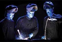 Blue Man Group no Epic