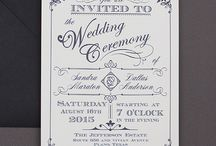 wedding invited