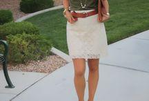 Lookbook: Chunky Heels & Wedges