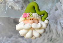 adornos navideños / artesanias para navidad