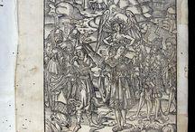 Opera vergiliana. Impressa sunt haec omnia Lugduni :  ab Iacobo Sachon, 1517 [...] / Presentem una magnífica edició de les Obres de Virgili en 2 volums, el primer dedicat a les Bucòliques i les Geòrgiques i el segon a l'Eneida. L'exemplar, mancat d'alguns fulls, mostra una signatura topogràfica antiga al llom, però no se n'ha pogut identificar el convent de procedència.