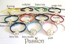 Peace Stuff / ☮ Handmade Peace Accessories ☮