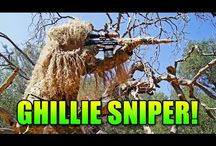 Ghille suite / Airsoft