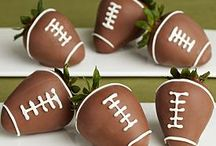 Football / by Megan Marlowe | Strawberry Blondie Kitchen