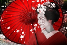 Kimono / Beauty of Kimono, especially  Colors and patterns