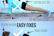 How to guide, to doing a PLANK