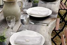 Outdoor ❉ Dining
