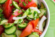 Russian Salads
