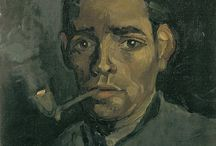 Vincent Van painting