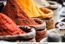 India spices by Curioso