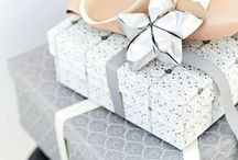 Gift wrap inspirations