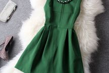 Pretty Dresses / Correct All pretty Dresses! Party dresses! Lady dress! / by Helen Lee