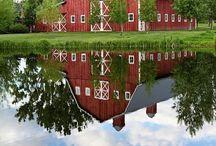 Barns / Beautiful Barn photography