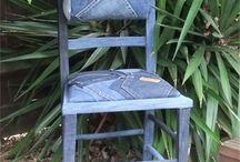 stoelen zittingen enzo vernieuwen (upholstering)