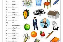 lenguaje - articulos- Educación