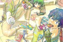 Animes/Mangas ♥