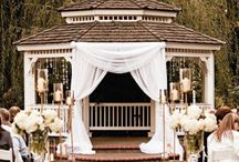 Gazebo Inspiration / The Gazebo has so much potential to be the extra special touch on your big day. This board has lots of decor ideas as well as, ideas for intimate photos