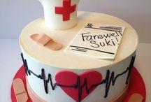 Cakes for Nurses!