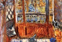 Pierre Bonnard / #Bonnard #art #painting