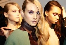 Catwalk Hair / Hot hair looks from the catwalks