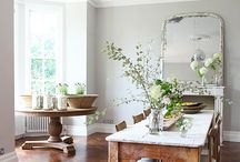 Dining Spaces / by Katie Pritchard