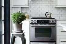 Subway Tile Bathrooms and Kitchens