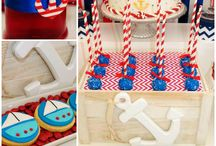 Nautical Themed Kids Party