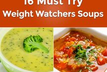 weight watcher soups