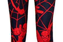 Marvel related clothes etc