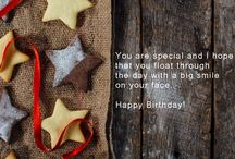Birthday Greetings / Get Unlimited Collection of Birthday Greetings, Birthday Wishes, Birthday Quotes, Birthday Cards, Happy Birthday Messages, Images, Meme for your friends and family.
