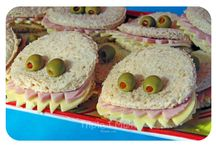 Monsters | Monstruos / Monsters Party Fiesta de Montruos