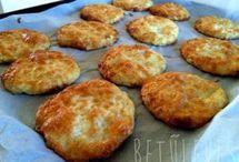 Sós, sajtos tészták és rágcsák