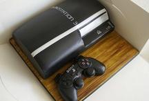 como hacer una torta playstation