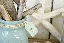 Decor ♥ Beach / Beach decor ideas. Because we live by the sea. / by Jane @ North Shore Photography