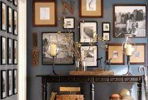 Frames walls