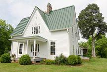 Exterior Paint & Roof colors