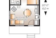 Σχέδια για μικροσκοπικά σπίτια