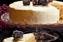 Northern European Cakes