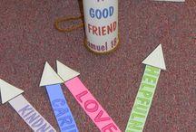 Craft ideas for Breakfast Church