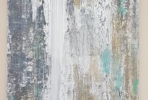 Art contemporain / Tableaux arts abstraits
