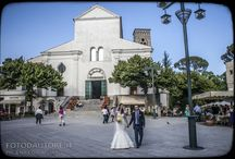Catholic Weddings in Ravello by Mario Capuano wedding planner / Wedding planner in Ravello Mario Capuano - catholic wedding in the church  - photography by Enrico Capuano italian wedding photographer