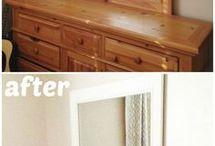 muebles remodelados