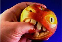Zabawa z owocami! / Owoce to nie tylko zdrowie, ale również świetna zabawa. Zobaczcie owocowe obrazki, które rozbawią was do łez!