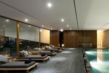 Interiors || Spa