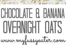 overnight oats / by Chealsee New